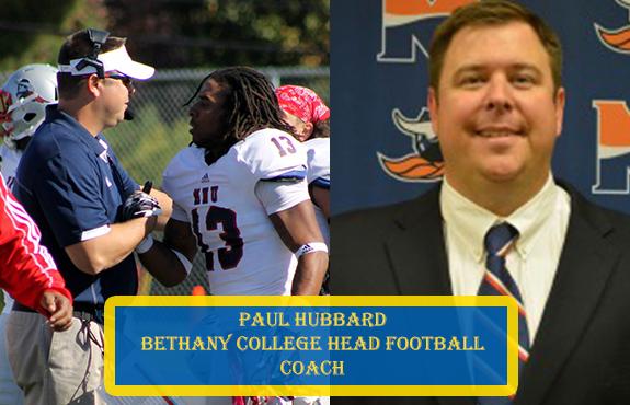 Announces the hiring of paul hubbard as the new head football coach